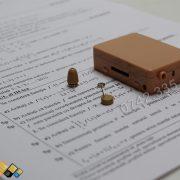 Sistem de copiat la examen