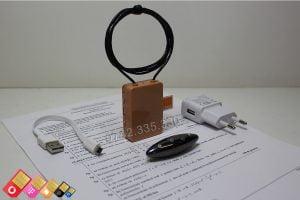 Casca de copiat Micro F – Stick – Casti de copiat