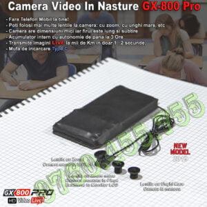 Camera Video pentru Copiat GX800