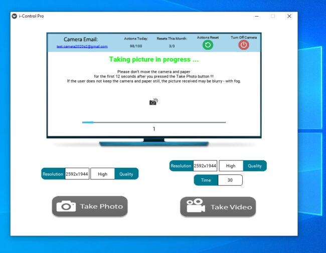 aplicatie camera video pentru copiat