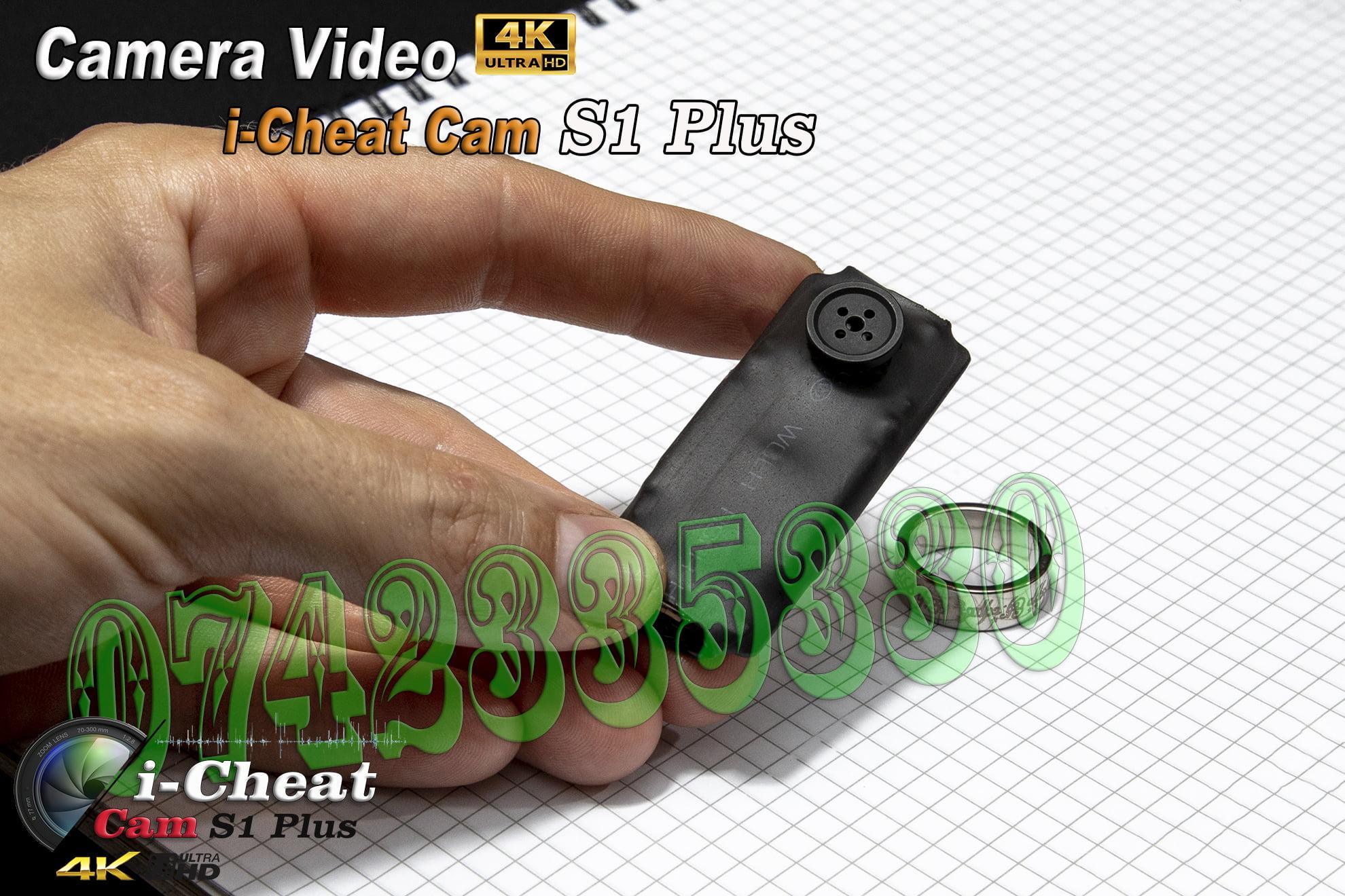 camera video pentru copiat in nasture
